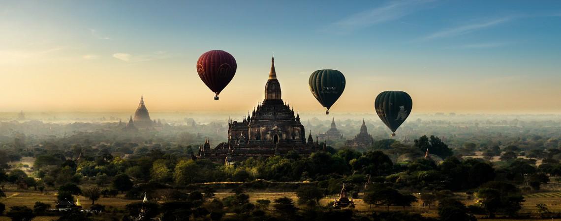 Bagan / Mayanmar