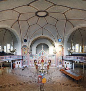 Kirche des Hl. Johannes von Kronstadt zu Hamburg