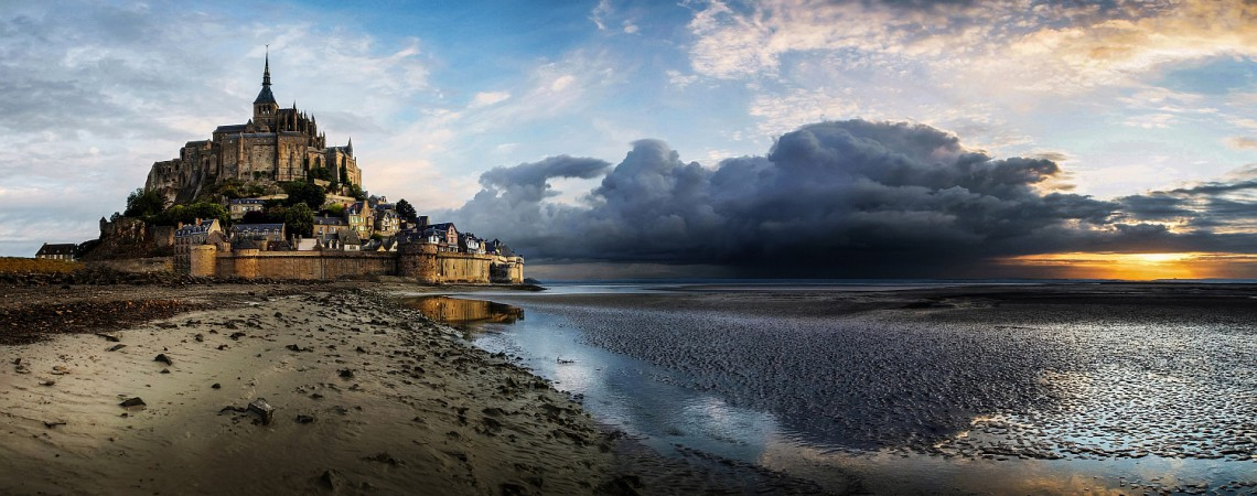 Mt Saint Michel / Normandie