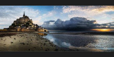 Mt Saint Michel / Normandie