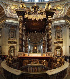 Petersdom / Rom
