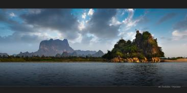Mt Zwebakin / Myanmar