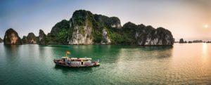 Halong Bucht / Vietnam