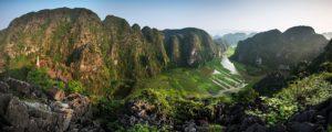 Ninh Binh / Vietnam