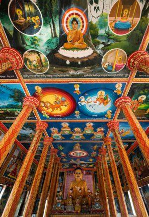 Monastary Cambodia