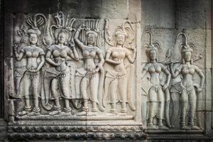 Angkor - Apsara