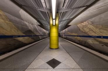 U Bahn Stationen in München