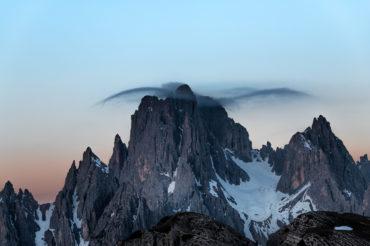 Fotolocation Dolomiten