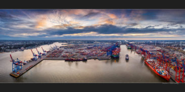 Hafen / Hamburg