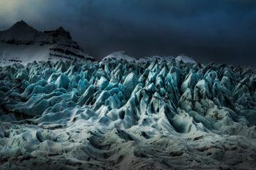 Gletscherausläufer des Vatnajökull